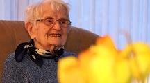 Elisabeth Roth, 103 Jahre