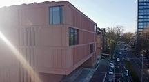 Das neue Justizzentrum