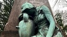 Der Friedhof der grossen Namen