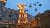 Mittelalterlicher Weihnachtsmarkt