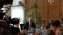 Die Pressekonferenz