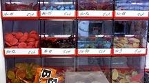 Kiosk und Frieden