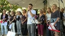 United Voices auf dem Alsenfest