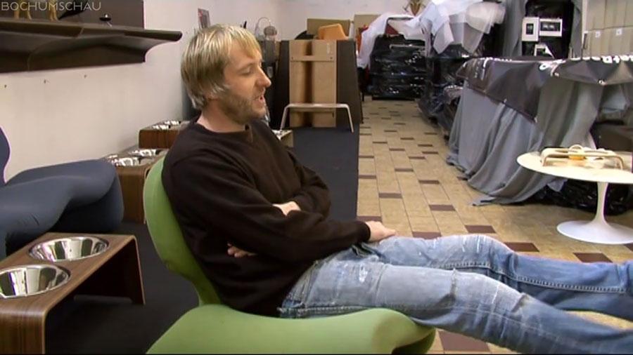 Möbel In Bochum : Katter Furniture: Jiri Katter - ein Möbeldesigner ...