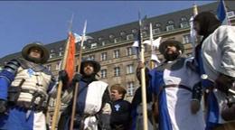 Bochumer Maischützenfest und der Junggesellen-Hauptmann