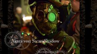 Steampunk Jahrmarkt in der Jahrhunderthalle Bochum