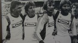 VfL-Bochum-Trikot-Sammler Bernd Kreienbaum