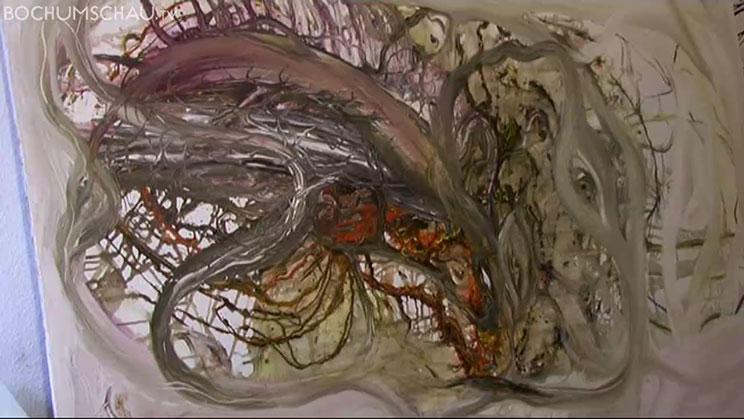 Künstler Bochum prof dr wassily korotchenko neurobiologe und künstler aus bochum